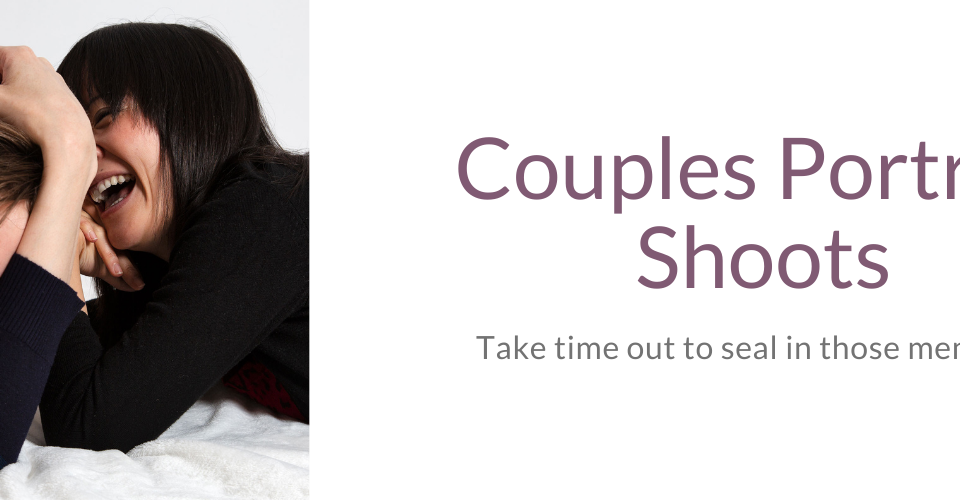 COUPLES PORTRAIT EXPERIENCE